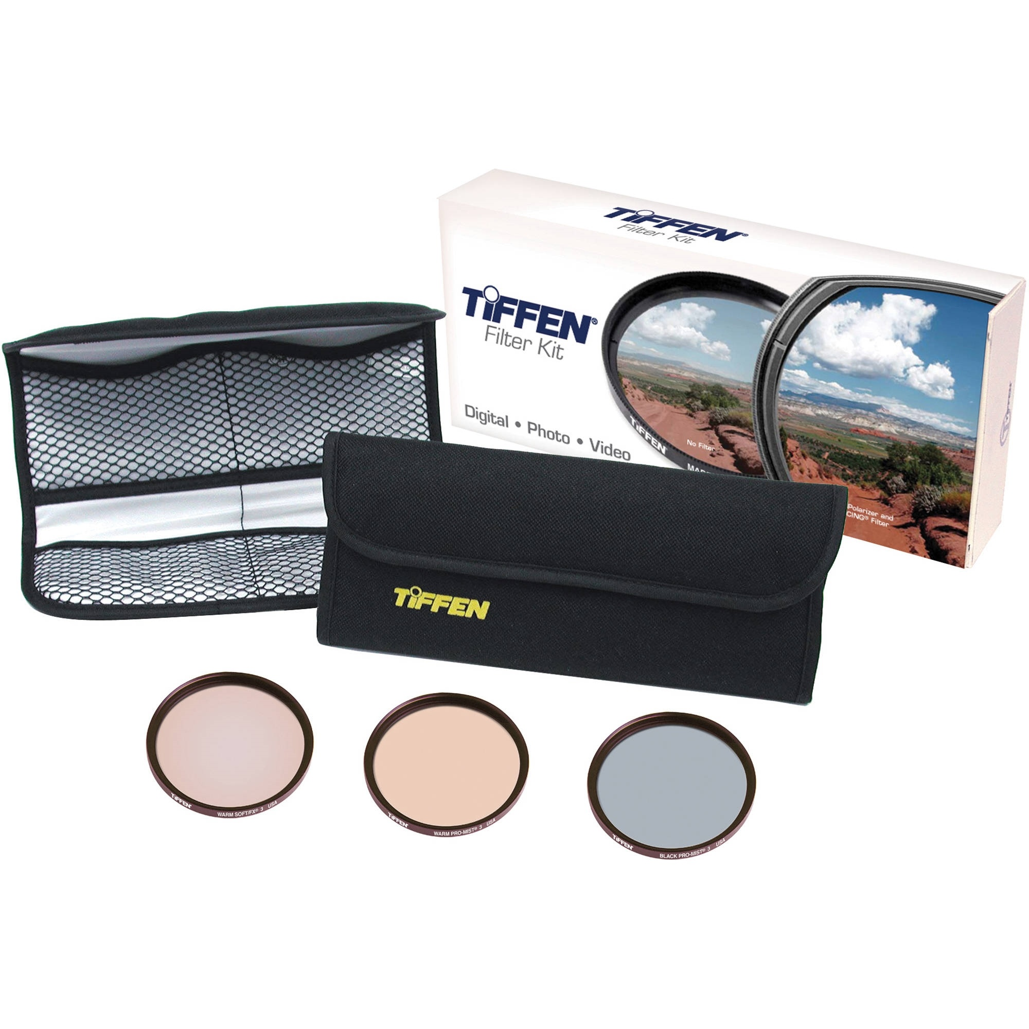Tiffen 67mm Wedding & Portrait Kit