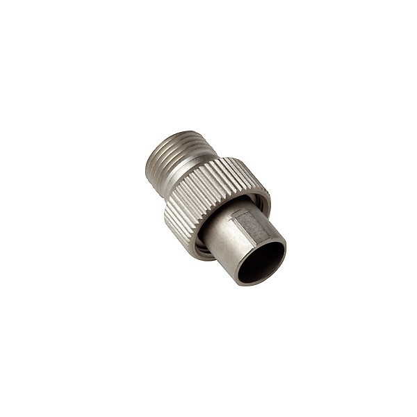 Shure WA340 Locking Adapter with TA4-Female Connection for Compatible Shure Body-Pack Transmitters