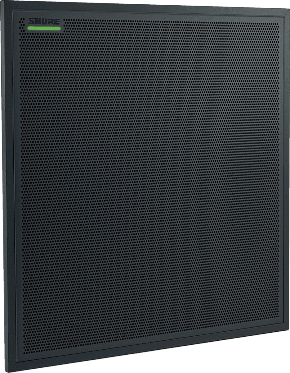 Shure MXA910 Ceiling Array Microphone with Intellimix (Black)