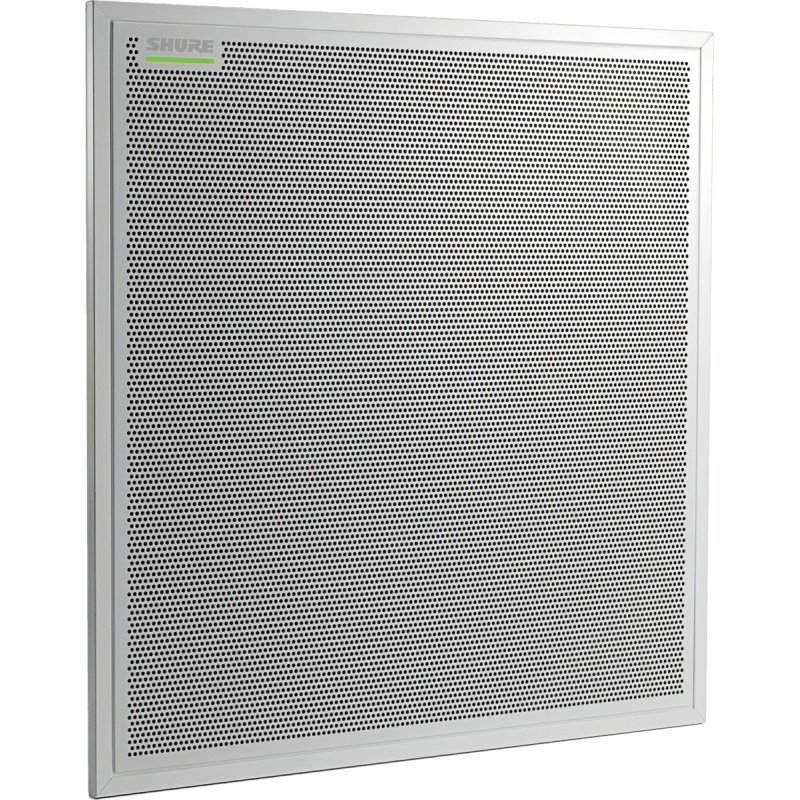 Shure MXA910 Ceiling Array Microphone with Intellimix (White)