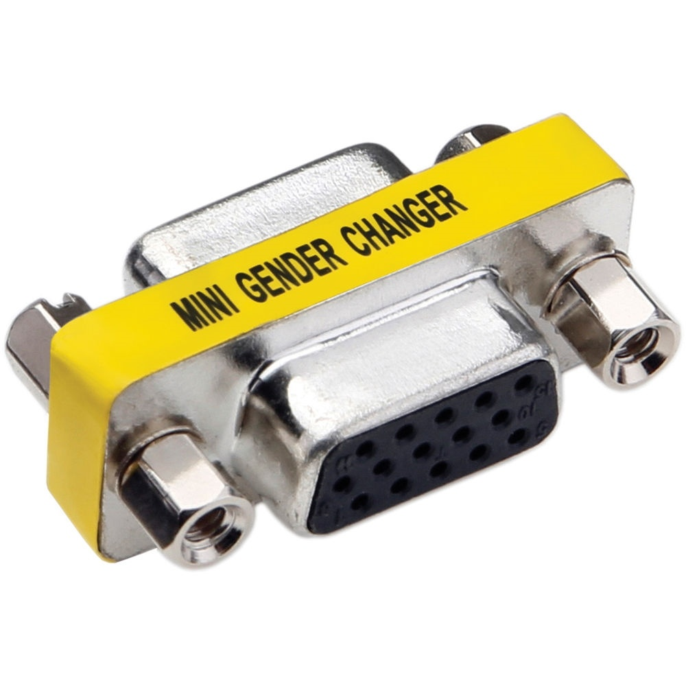 Pearstone 15-pin VGA Female to 15-pin VGA Female Coupler