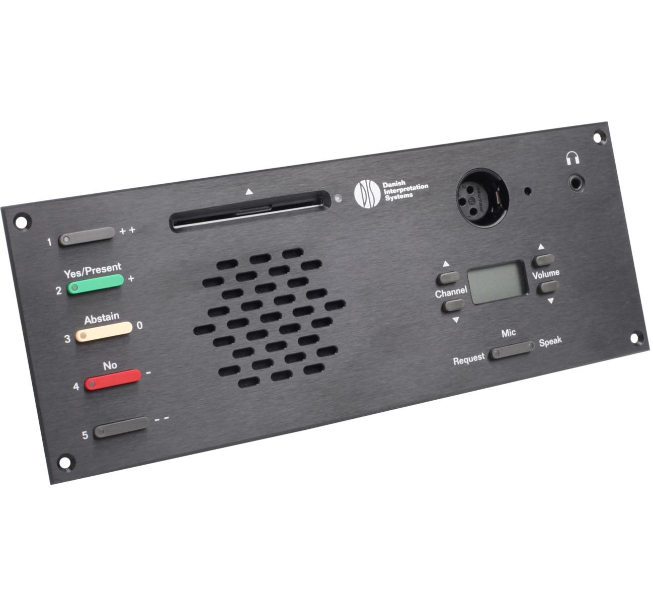 Shure CM 6680 F Flush-Mount Conference Unit
