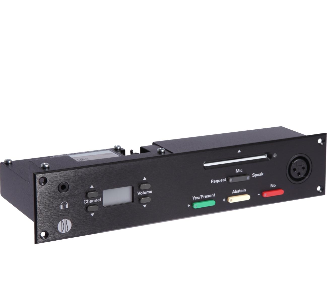 Shure DM 6620 F Flush-Mount Conference Unit