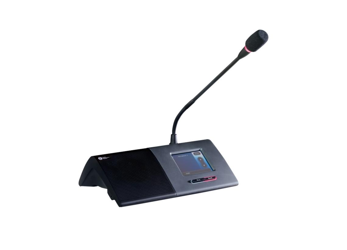Shure DM 6680 P Portable Conference Unit