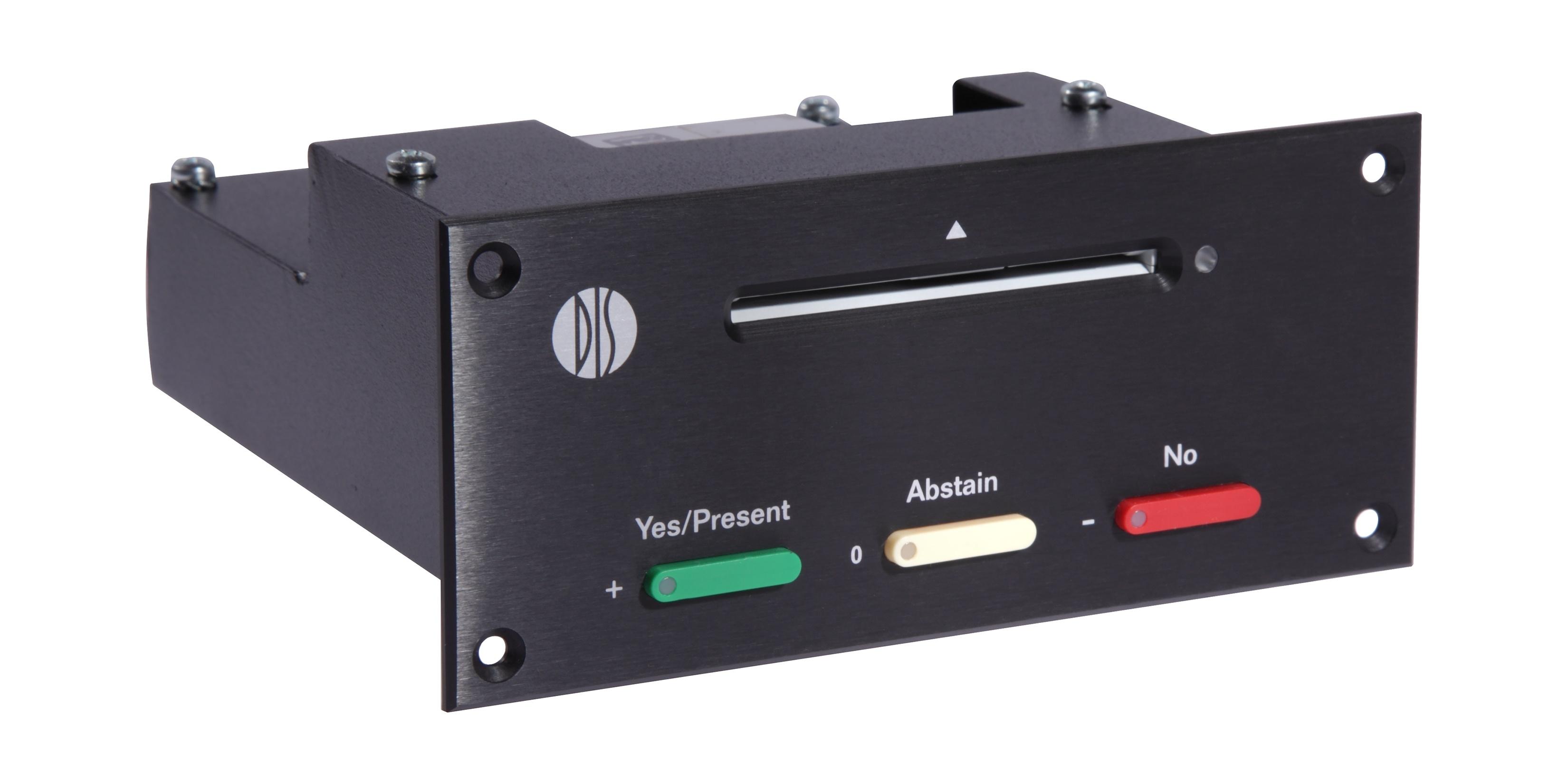 Shure DM 6501 F Flush-Mount Conference Unit