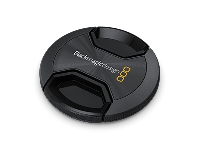 Blackmagic Lens Cap 77mm