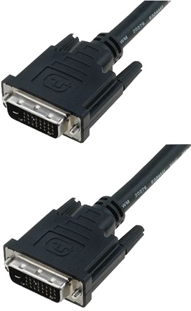 Digitus DVI-D (M) to DVI-D (M) Dual Link Monitor Cable 2.0m