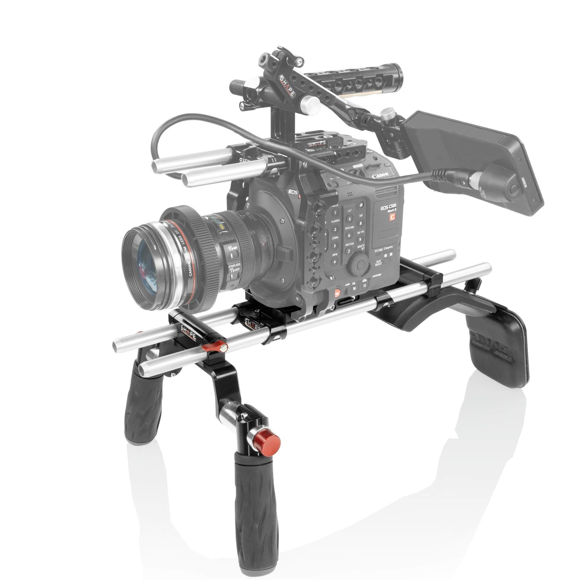 SHAPE Canon C500 Mark II Shoulder Mount