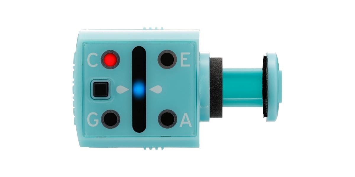 Korg Minipitch Ukulele Tuner (Blue)