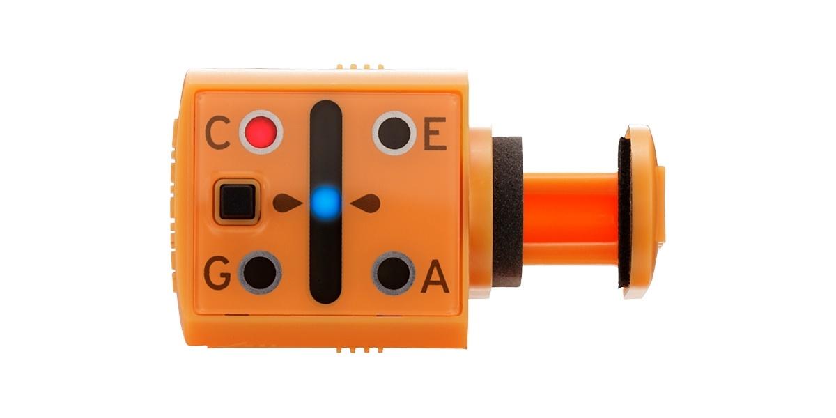 Korg Minipitch Ukulele Tuner (Orange)