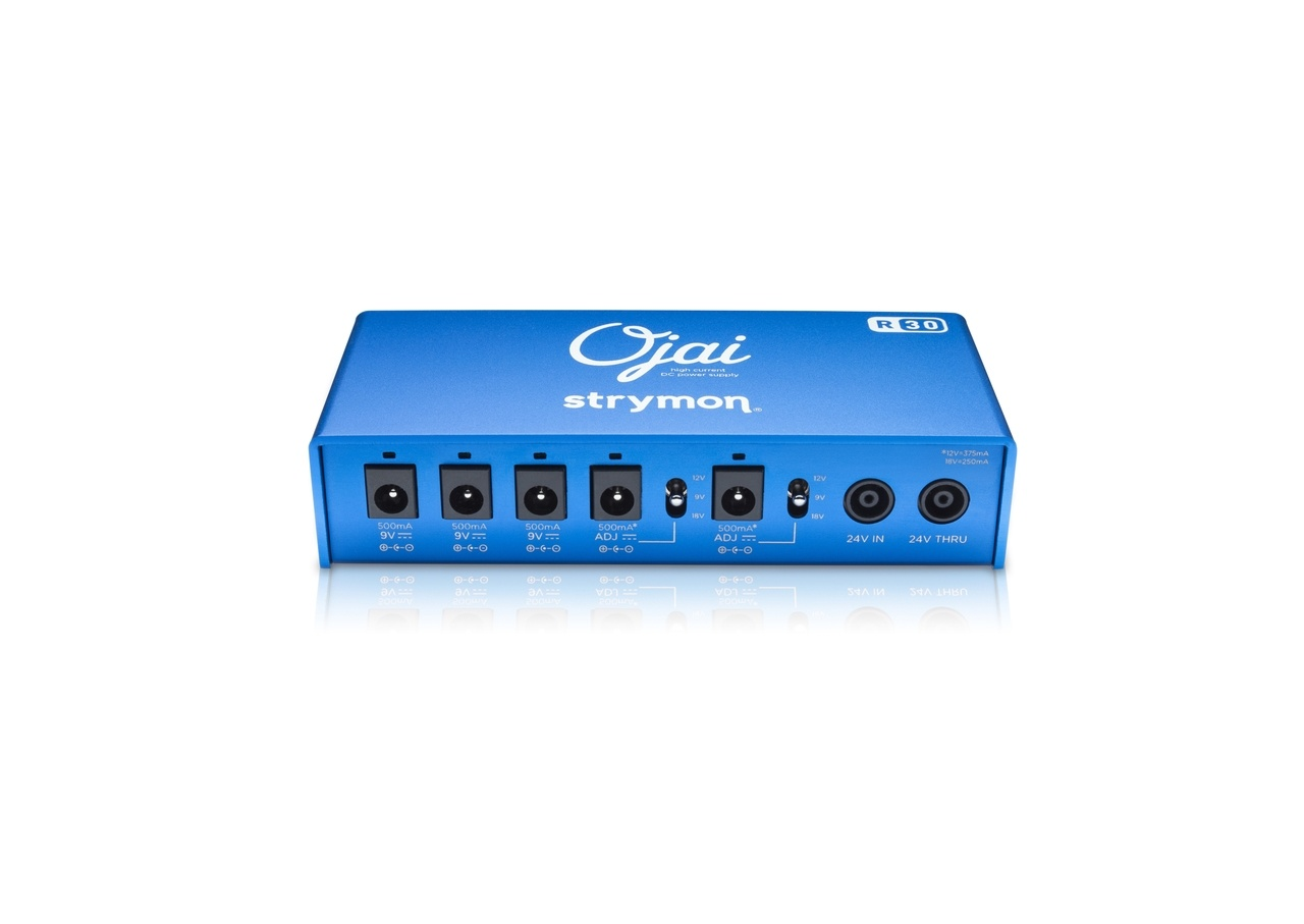 Strymon Low Profile High current DC Power Supply