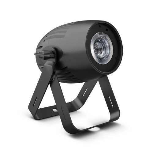 Cameo Q-SPOT 40 RGBW Compact Spotlight with 40W RGBW LED in Black Housing