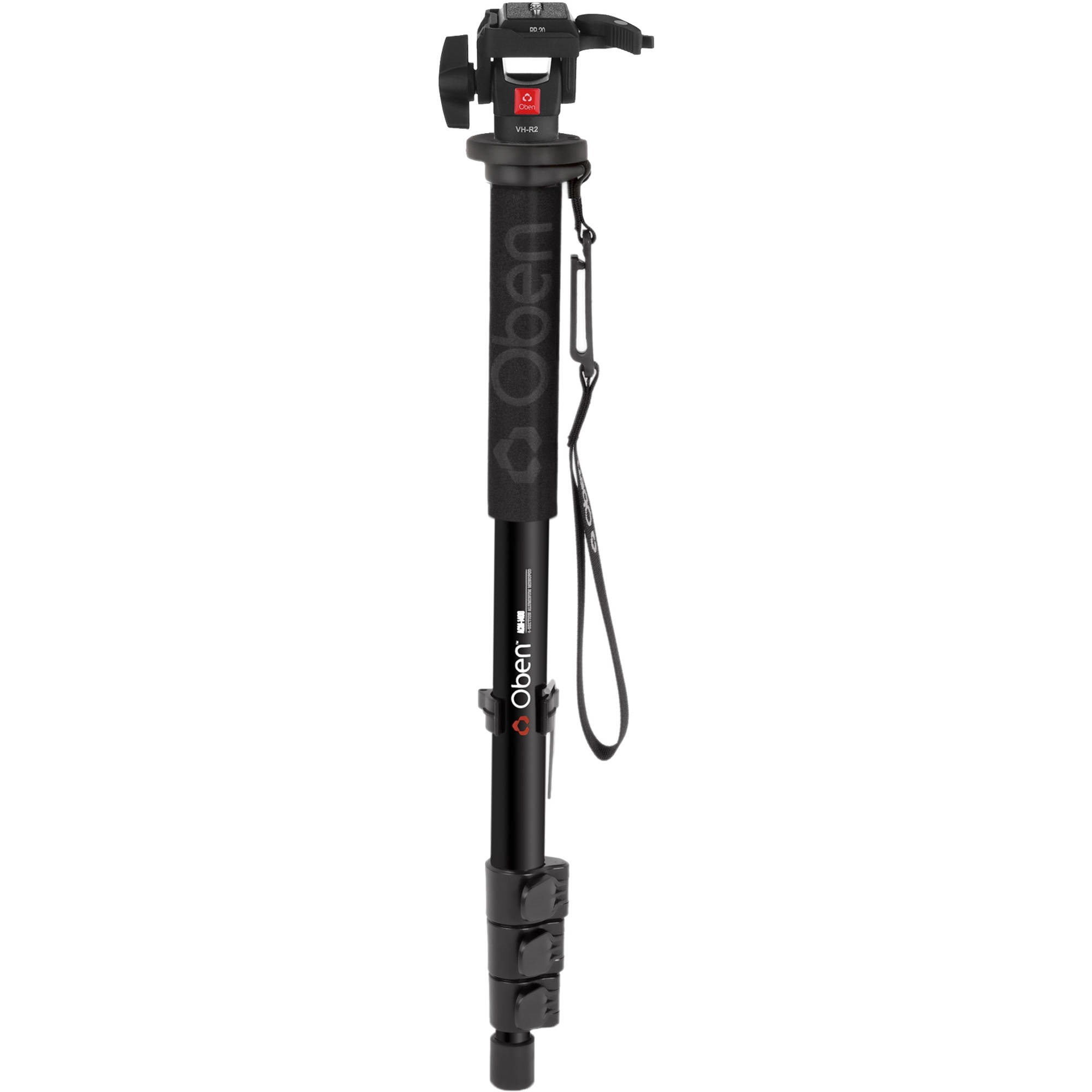 Oben ACM-1400 4-Section Aluminum Monopod with Tilt Head Kit