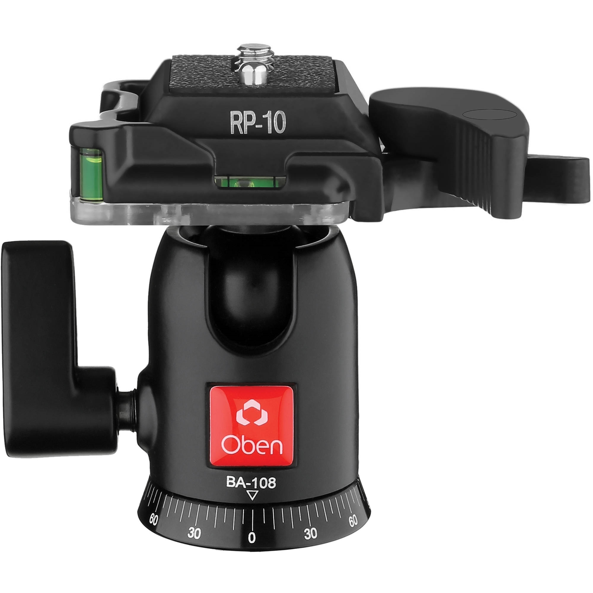 Oben BA-108 Single Lever Ball Head
