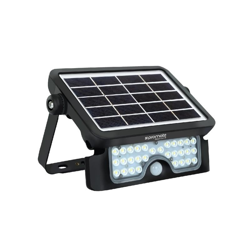 PROMATE Beacon-3 Multi-Function Water-Resistant Ultra-Bright Solar Light