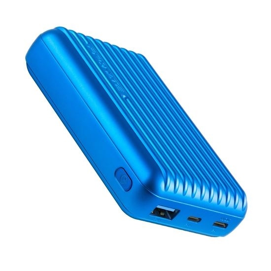 PROMATE Titan-10C Ultra-Compact Rugged Power Bank (Blue)