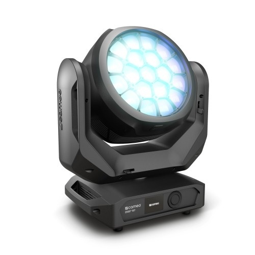 Cameo EVOS W7 LED Wash-Beam Moving Head with Single Pixel Control