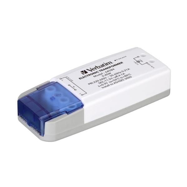 Verbatim LED Electronic Transformer / Driver for 12v 50w Lamps