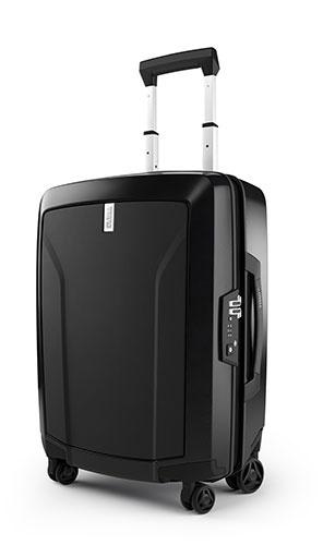Thule Revolve Wide Body Carry-On Spinner 39 Litre Case (Black)