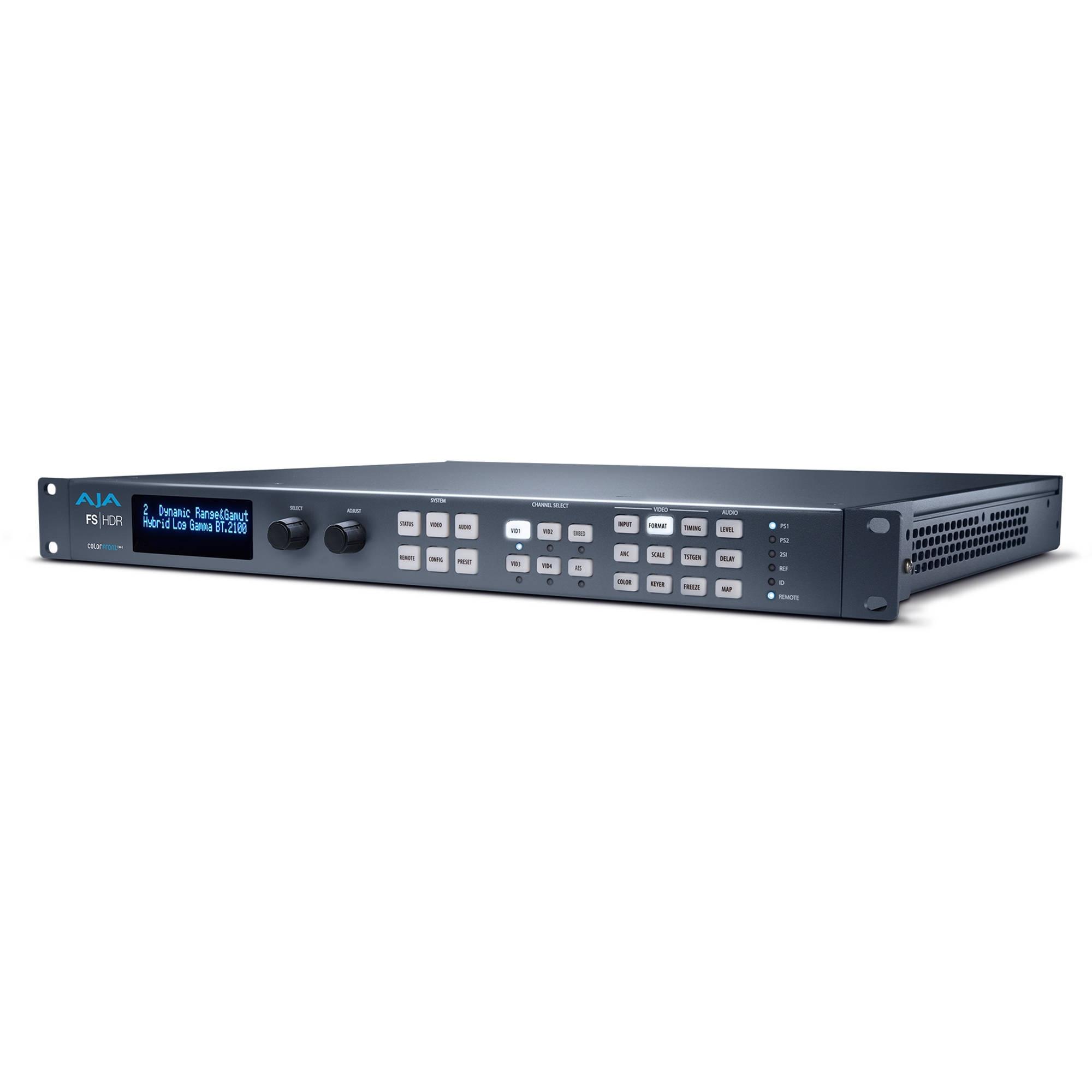 AJA FS-HDR HDR/WCG Converter / Frame Synchroniser