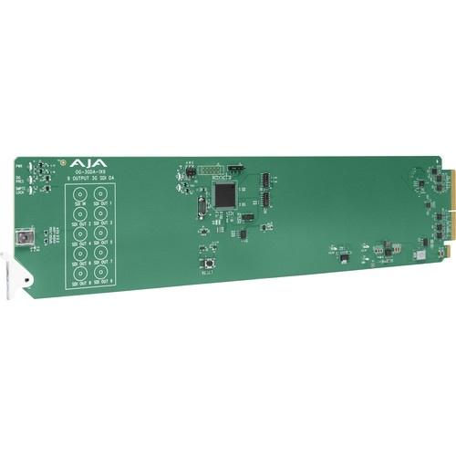 AJA openGear 1x9 3G-SDI Reclocking DA
