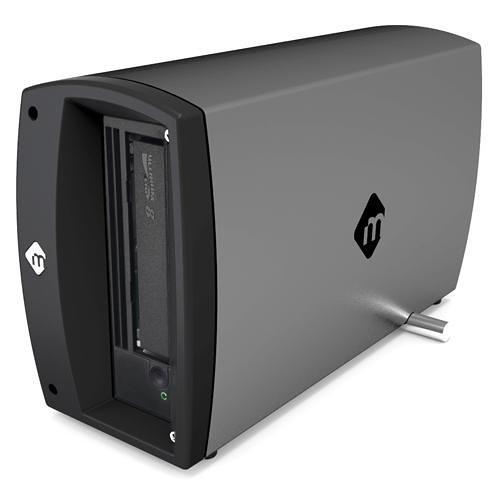 mLogic mTape Thunderbolt LTO-8 w/YoYotta LTFS for macOS
