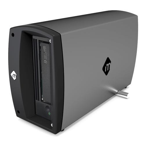 mLogic mTape Thunderbolt LTO-6 w/mLogic LTFS Utility