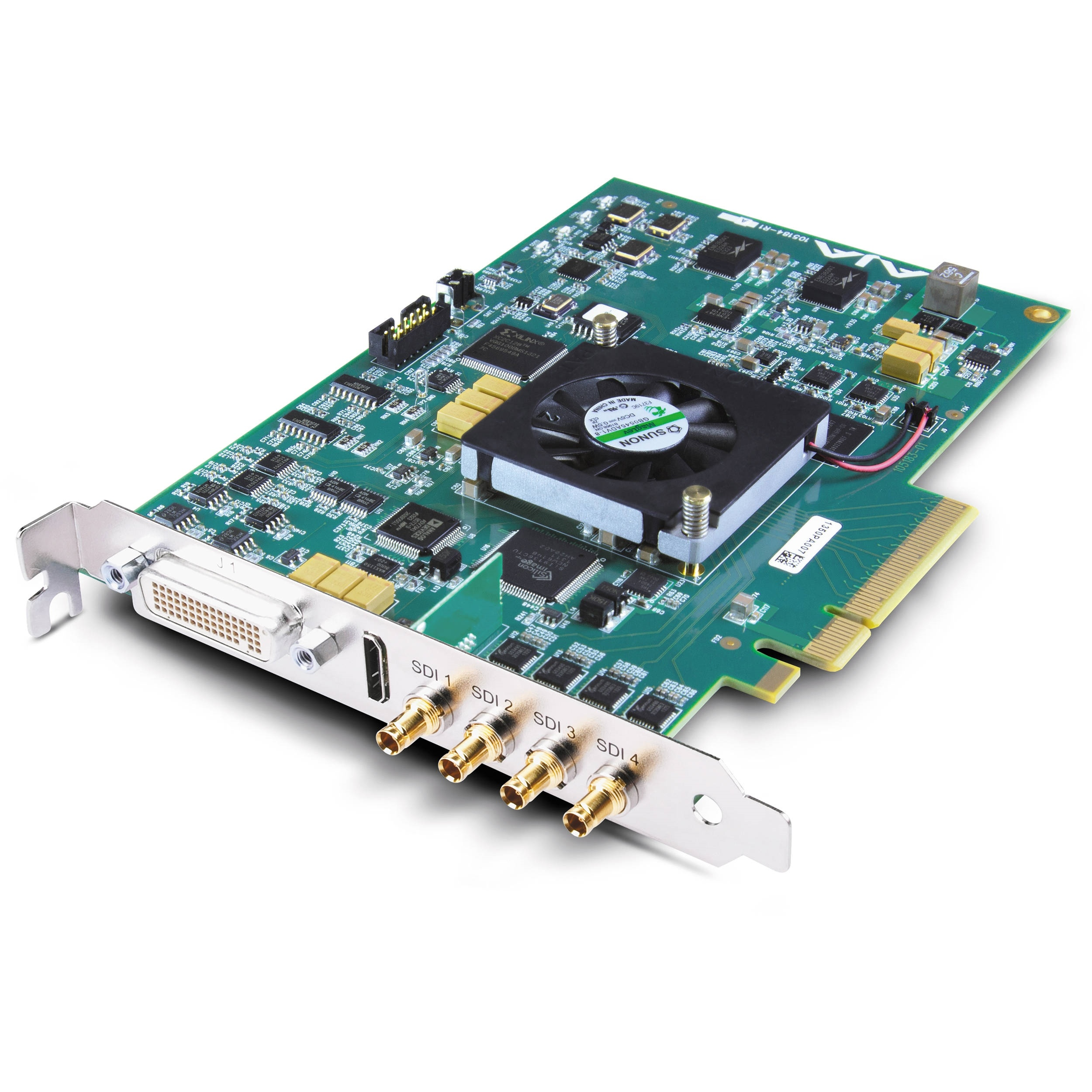 AJA KONA 4 8-Lane PCI-E2 A/V Desktop I/O Card