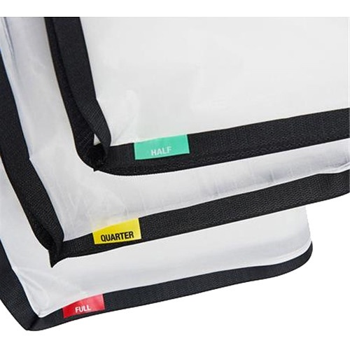 Litepanels Snapbag Diffusion Cloth Set for Gemini LED Light