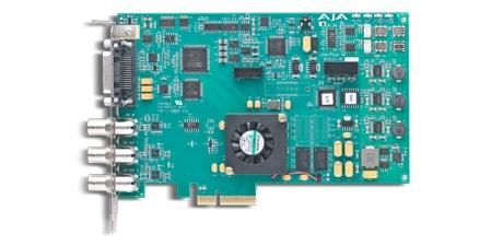 AJA KONA LHe OEM, HD/SD PCIe Card, Board Only (No Cables w/Bracket)