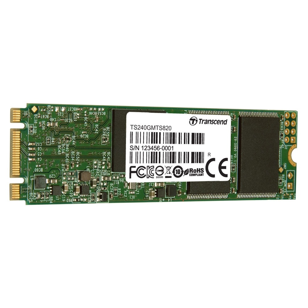 Transcend 240GB 820S M.2 SATA III Internal SSD