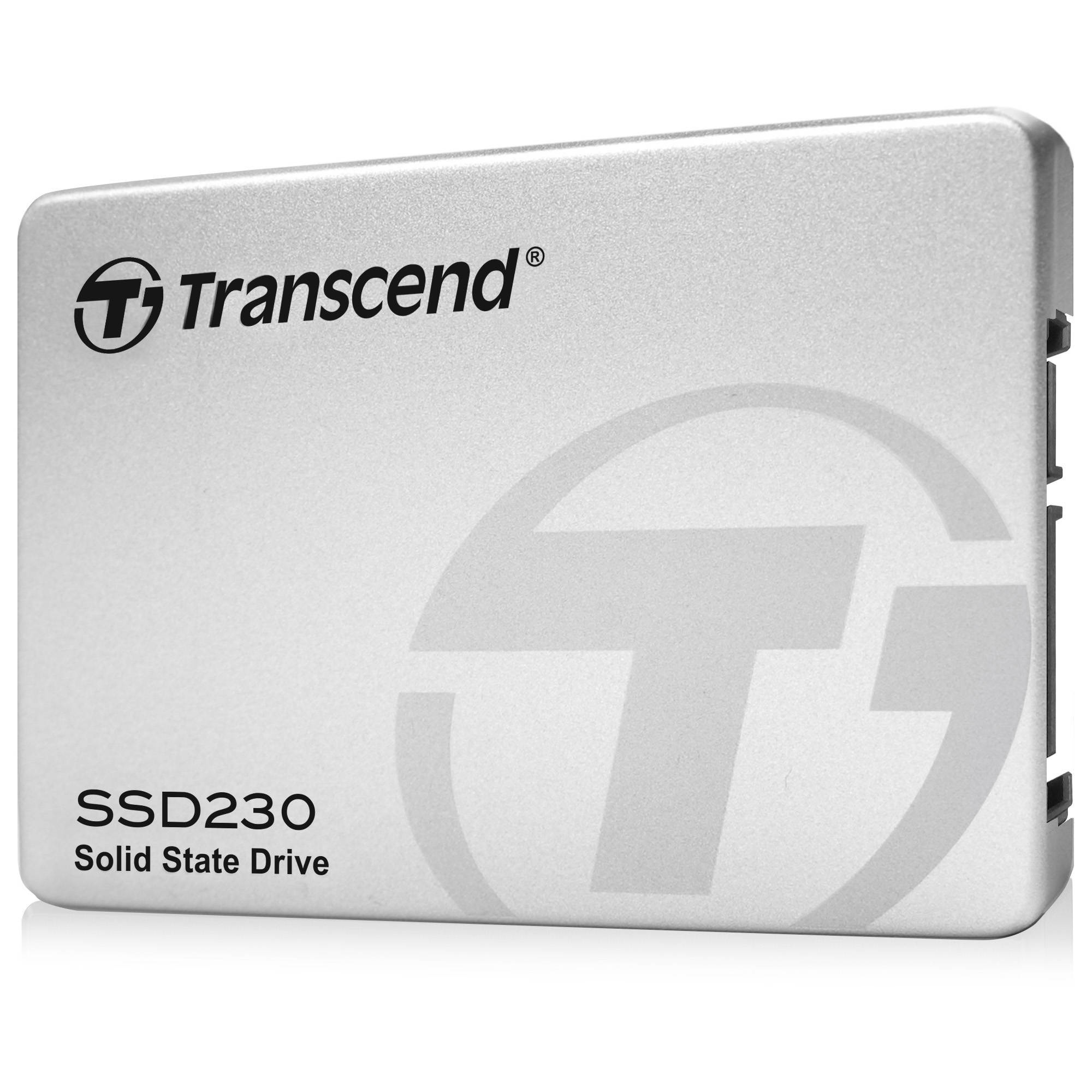 "Transcend 256GB SSD230 SATA III 2.5"" Internal SSD"