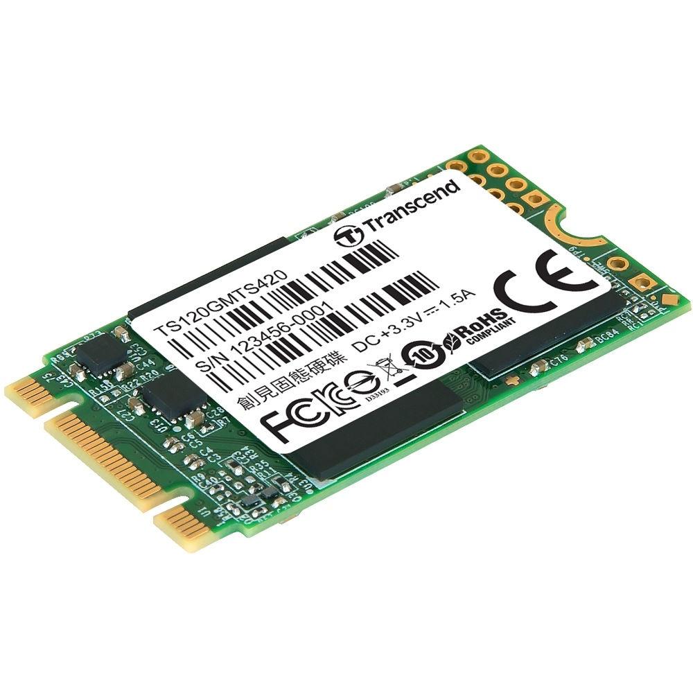 Transcend 120GB 420S M.2 SATA III Internal SSD