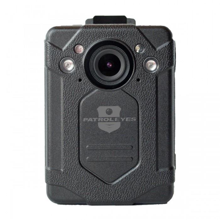 PatrolEyes MAX 64GB Body Camera