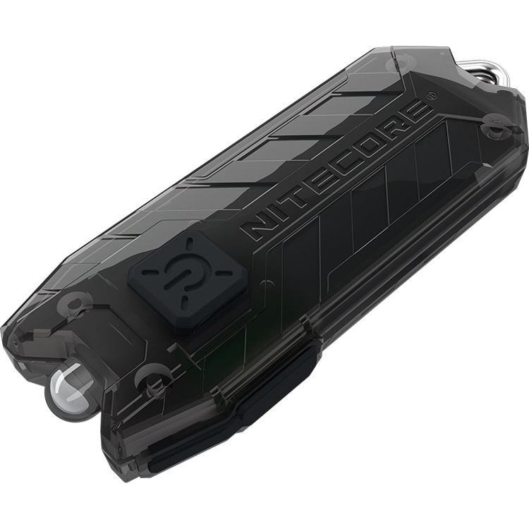 NITECORE TUBE v2 LED Key Chain Flashlight (Black)