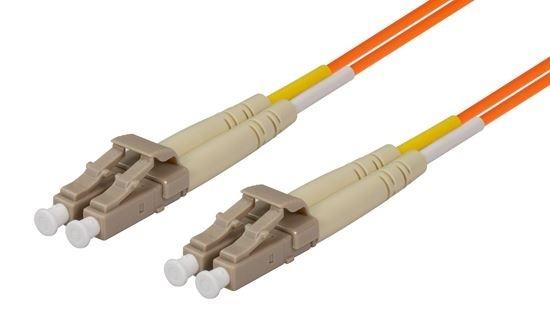 DYNAMIX 3M 62.5u LC/LC OM1 Fibre Lead (Duplex, Multimode)