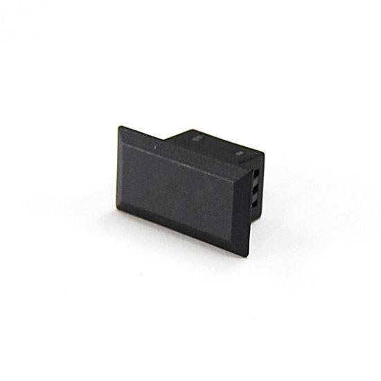 DYNAMIX Blanking Plug for FPP-SCS8 Plate 10 Pack Black