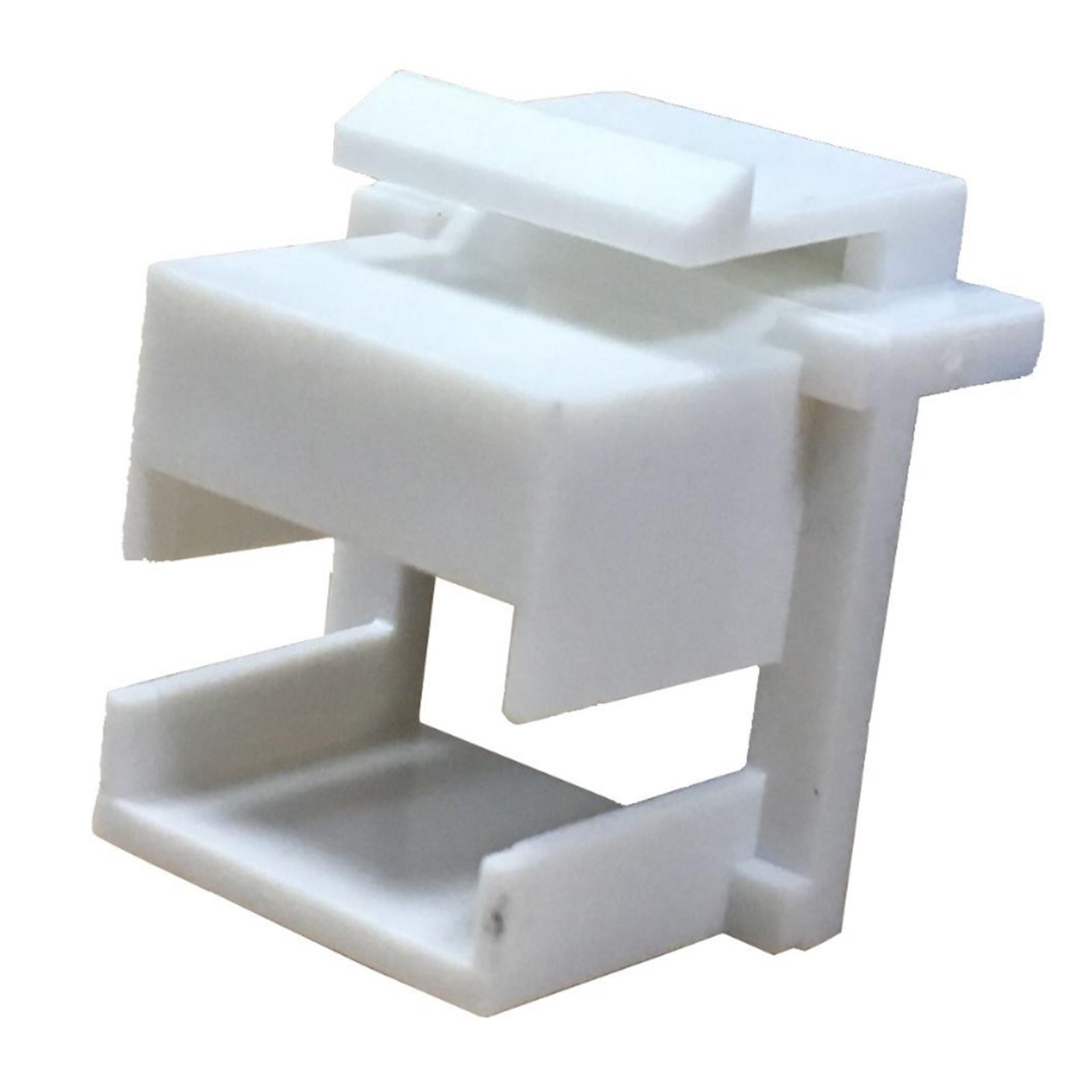 DYNAMIX SC Simplex OM3 Multimode Keystone Face Plate Adapter