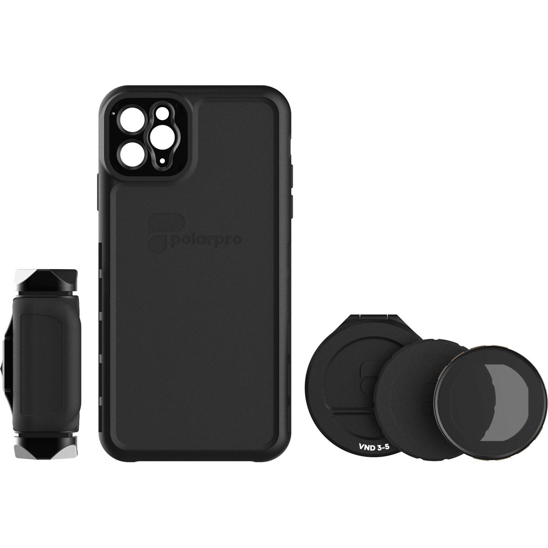 PolarPro Filmmaker Kit for the iPhone 11 Pro Max