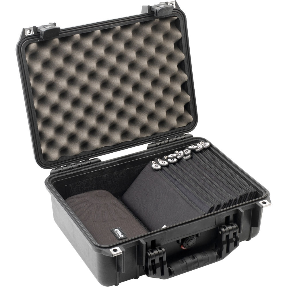 DPA Microphones d:vote 4099 Classic Touring Kit, 10 Mics and Accessories for Normal SPL