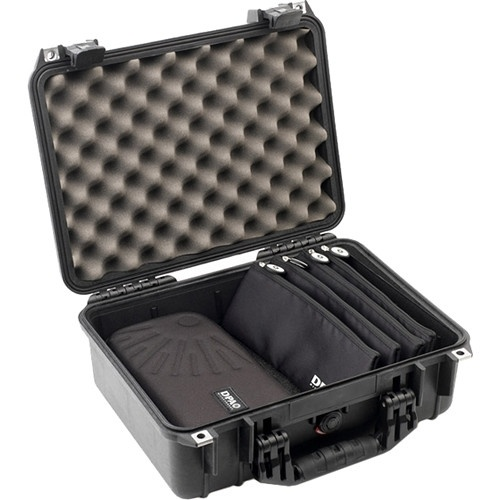 DPA Microphones d:vote Core 4099 Classic Touring Kit with 4 Mics and Accessories