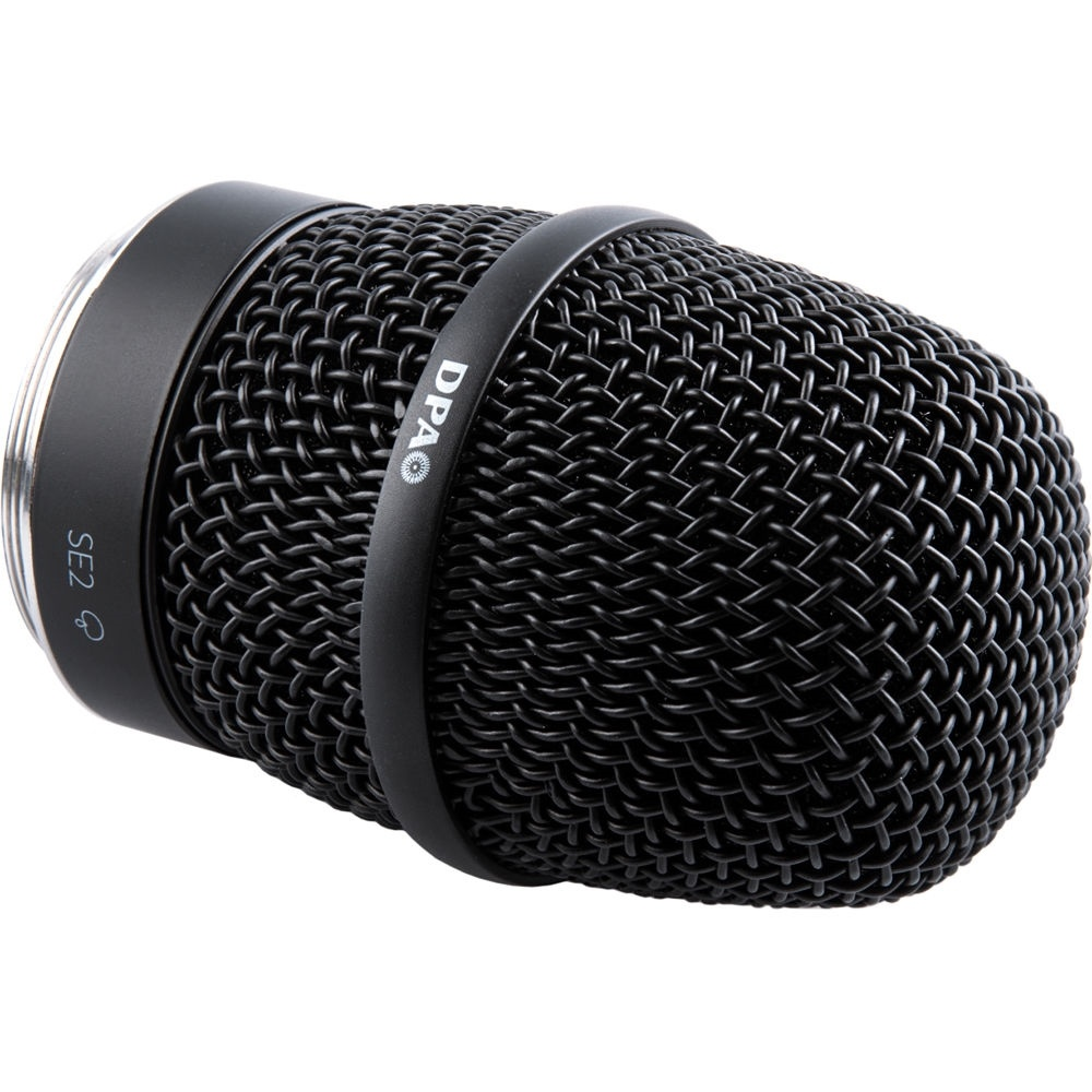 DPA 2028-B-SE2 Supercardioid Vocal Condenser Microphone Capsule with SE2 Adapter (Black)