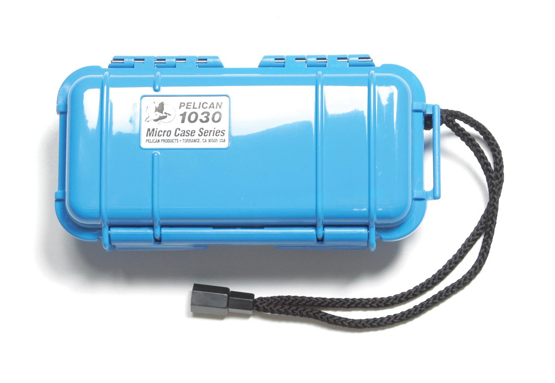 Pelican 1030 Micro Case (Blue)