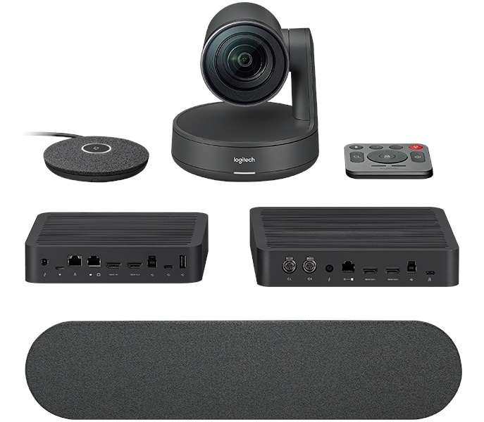 Logitech Rally Plus Ultra-HD ConferenceCam System
