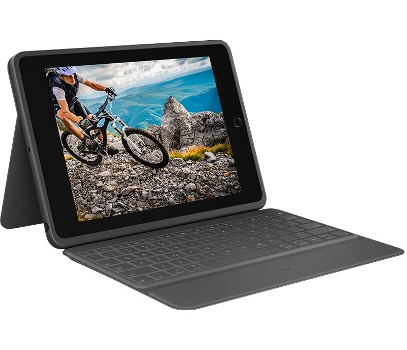 Logitech Rugged Folio For iPad (7th Gen)