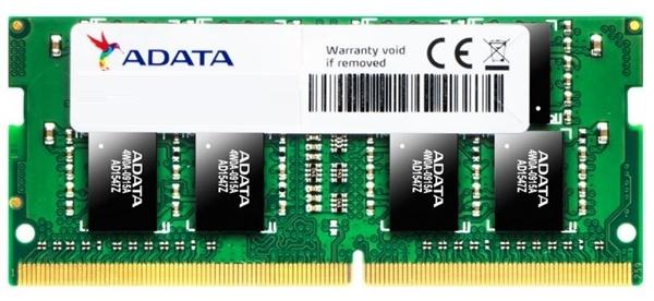 ADATA 8GB DDR4-2666 1024X8 SODIMM