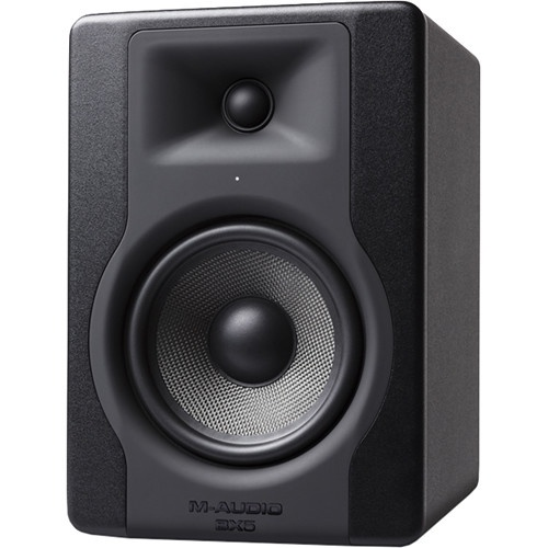 "M-Audio BX5 D3 5"" 2-Way 100W Powered Studio Monitor (Pair)"