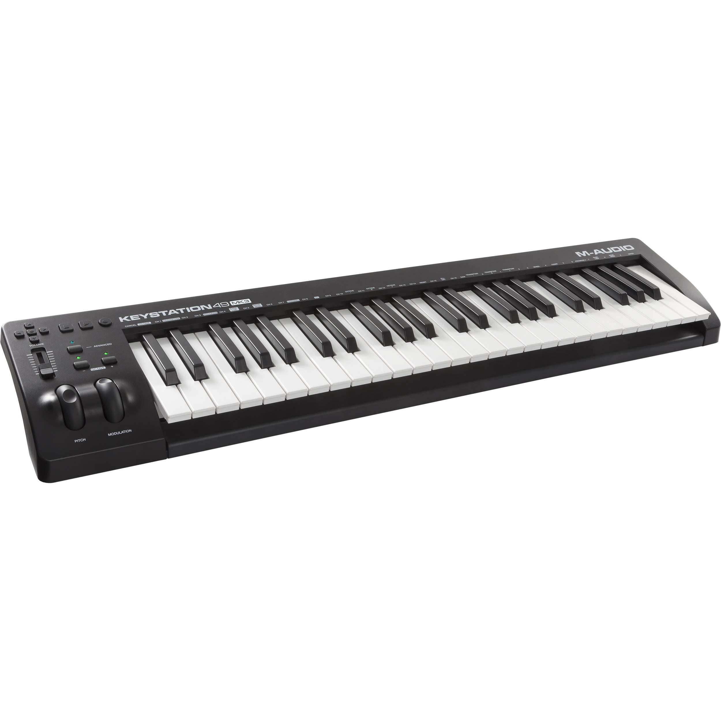 M-Audio Keystation 49 MK3 49-Key USB-Powered MIDI Controller