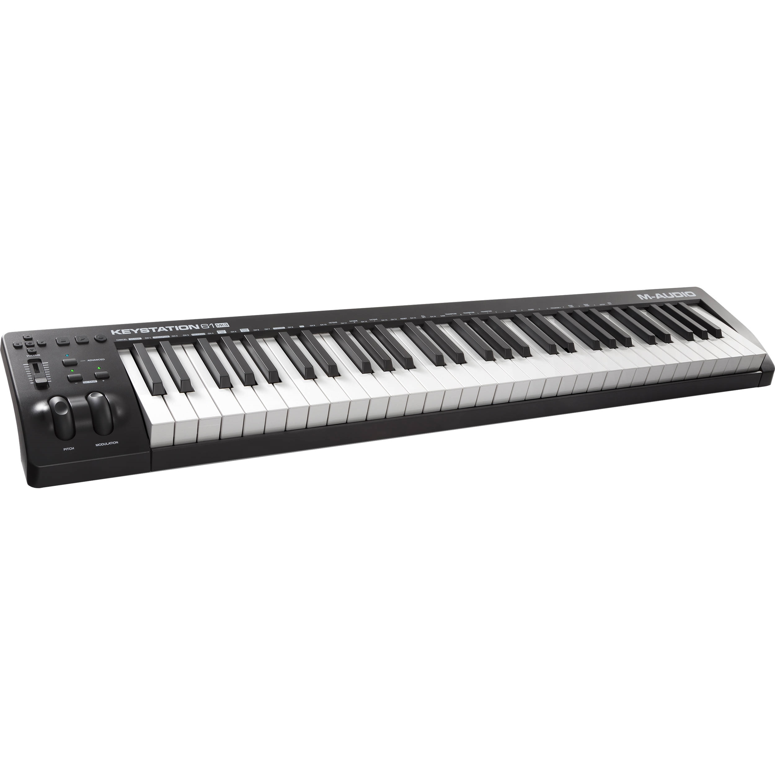 M-Audio Keystation 61 MK3 61-Key USB-Powered MIDI Controller