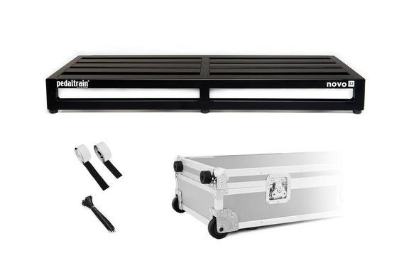 Pedaltrain Novo 32 Pedal Board With Tour Case